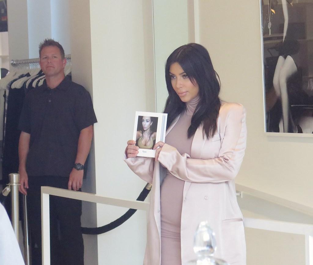 Kim, Selfish