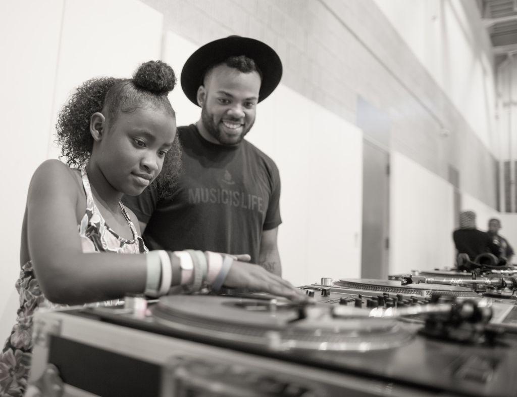 A$AP Ferg hosts 1st annual Ferg Health Fair in Harlem