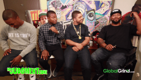Straight Outta Compton, Jason Mitchell, Corey Hawkins, O'Shea Jackson Jr,