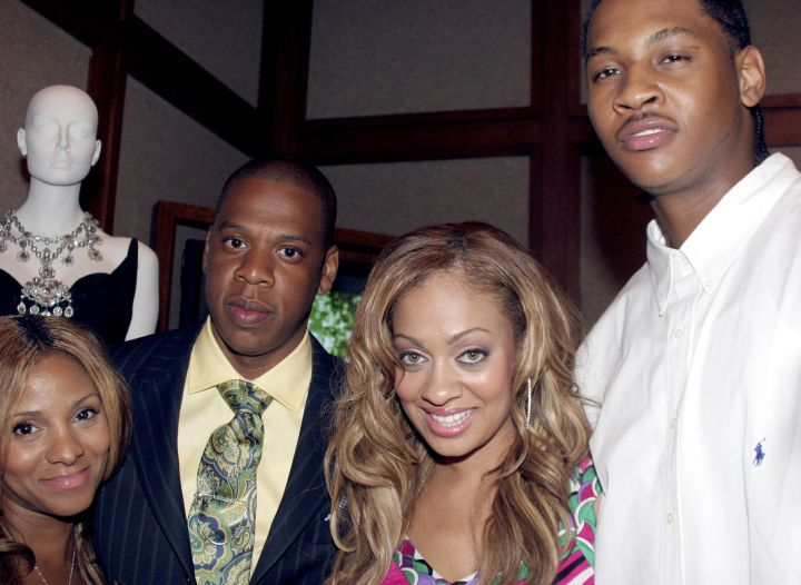 Hov got to witness their love early on.