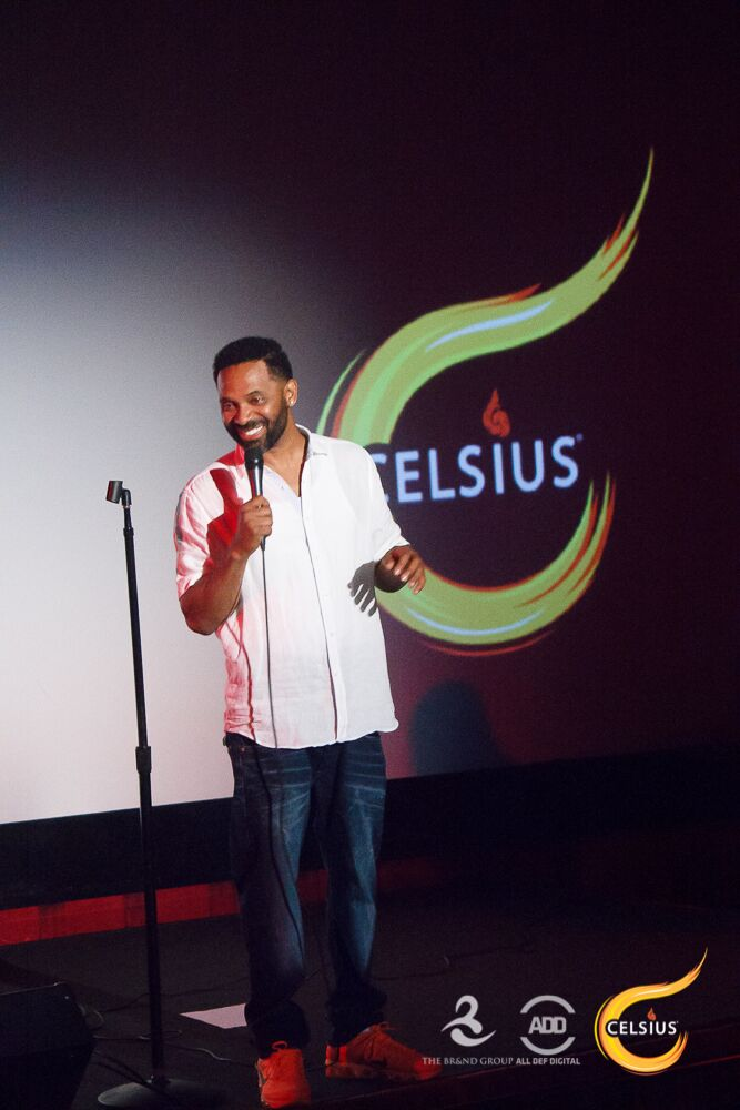 Mike Epps performs at All Def Comedy Live.