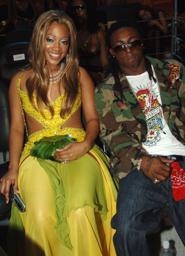 Before Trina's men got with Kardashians and before Lil Wayne signed Drake and Nicki Minaj.