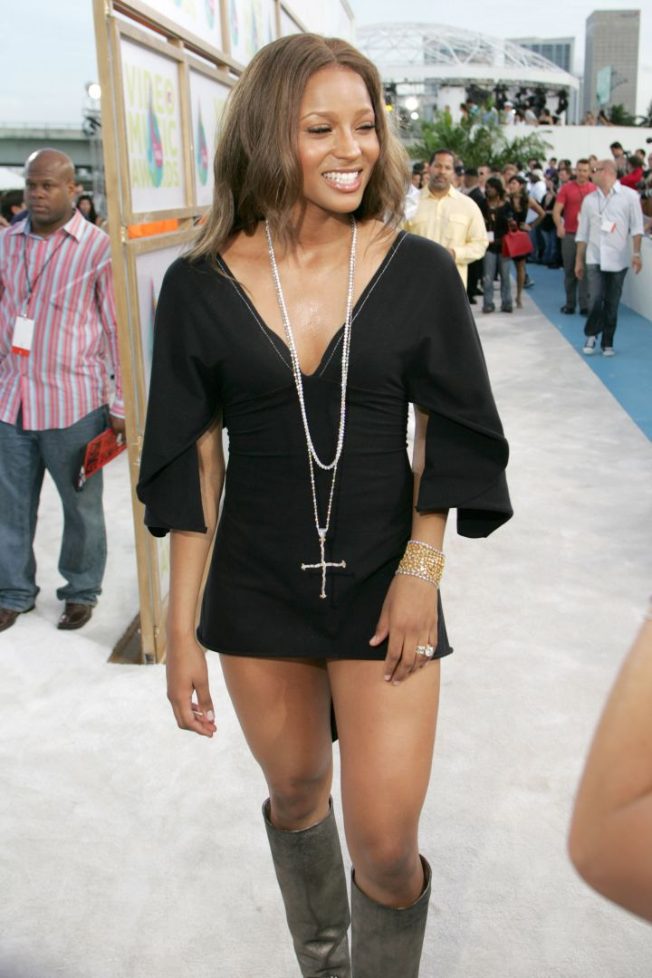 Ciara of the past before Future.