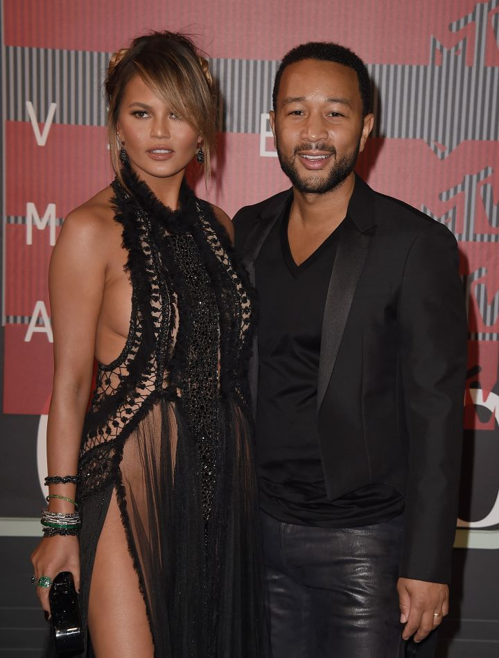 John Legend and Chrissy Teigen gave us yet another reason to consider them #RelationshipGoals.