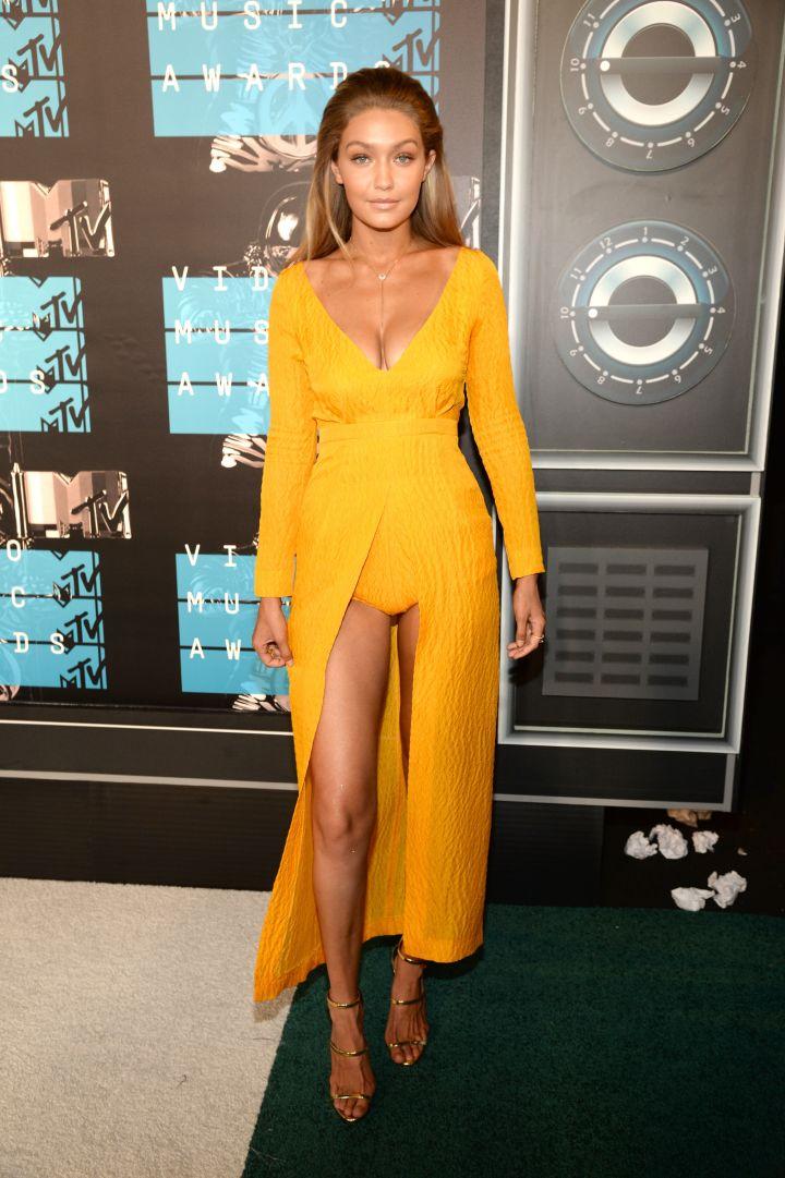 Gigi Hadid absolutely shined.