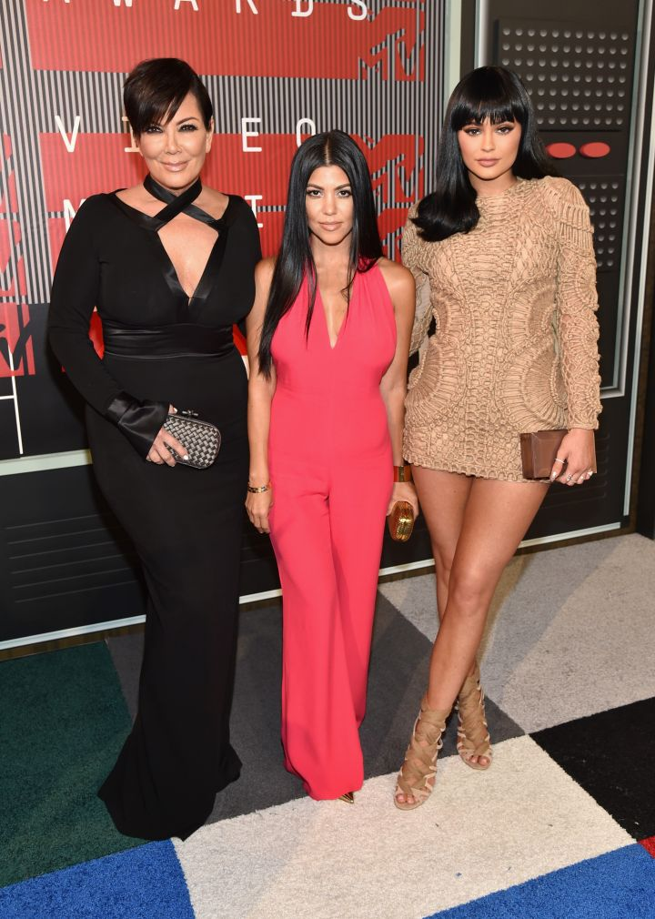 The Kardashians and Jenners are in the building.