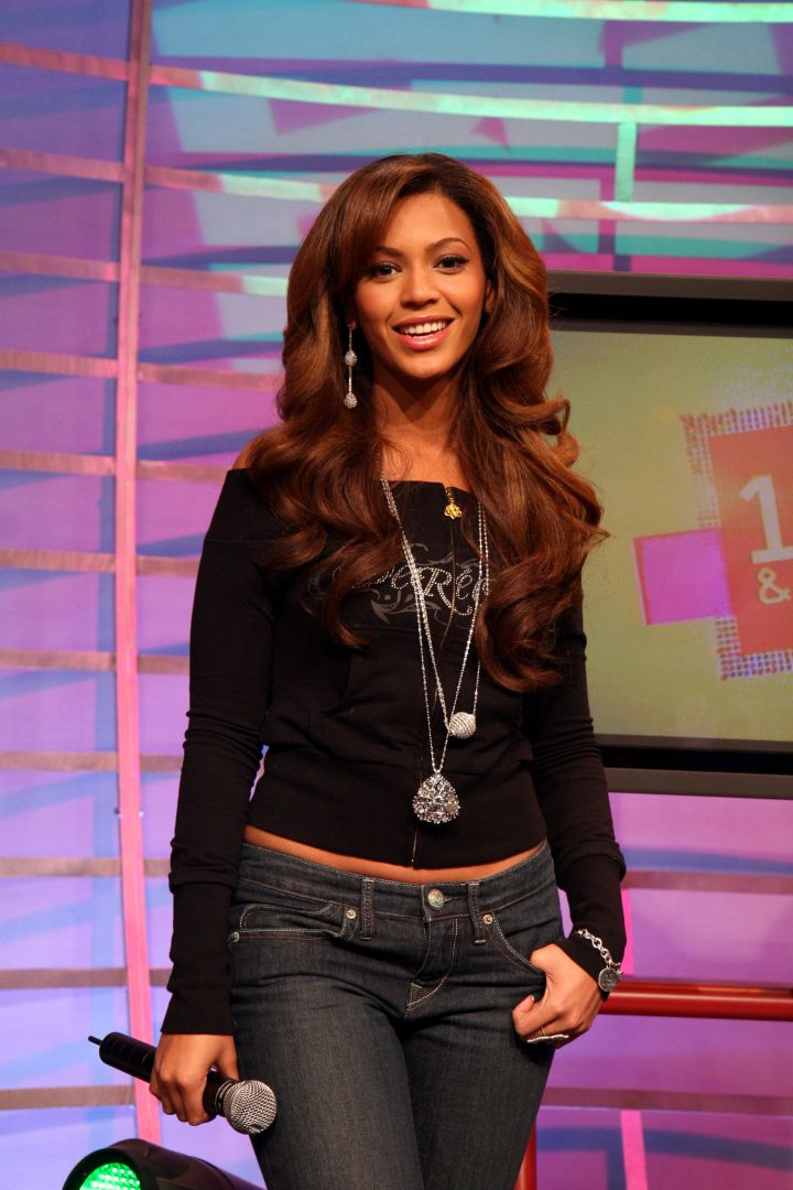 "Bey on ""106 & Park."""