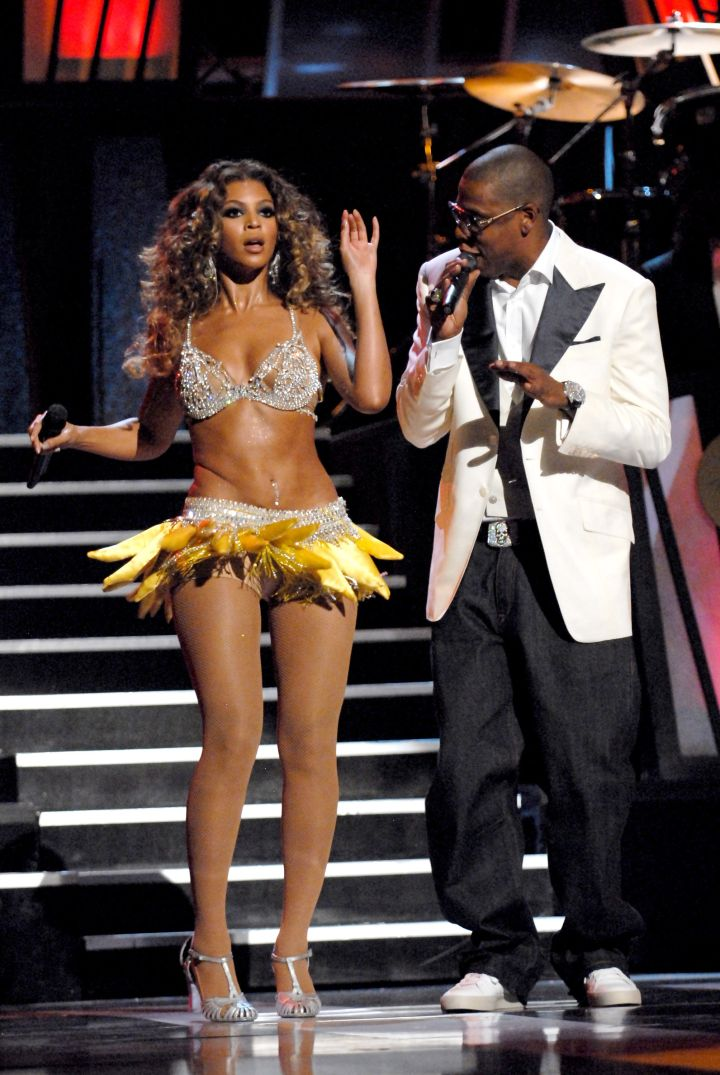 These were the early days of Bey & Jay's performances together.