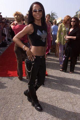 MTV Video Music Awards - Aaliyah