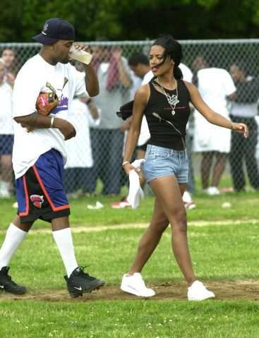 Sean 'P. Diddy' Combs Independence Day Softball Game and BBQ