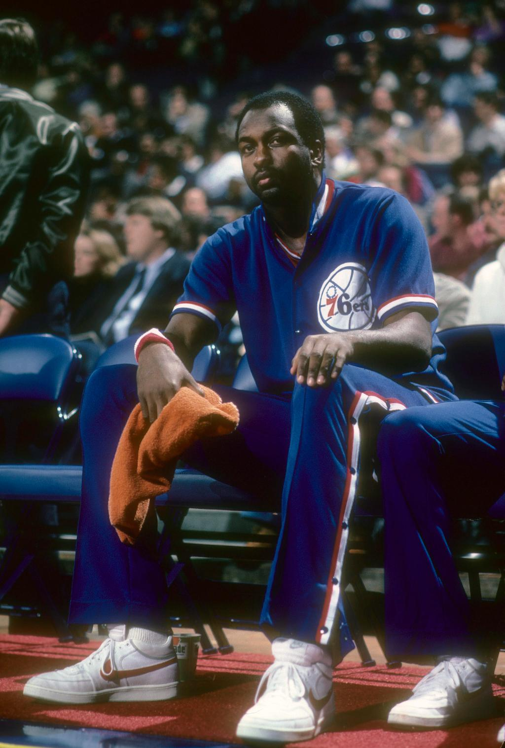 Moses Malone 76ers
