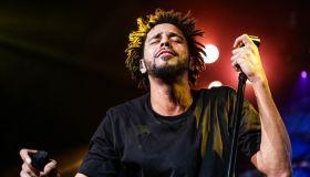 J. Cole At Super Jam 2015