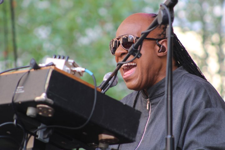 Stevie Wonder Pays $25K A Month For Two Of His Nine Kids.
