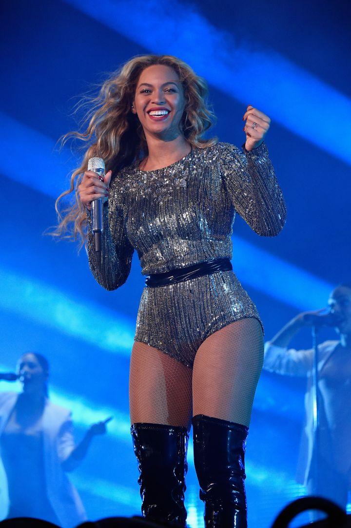 Her gorgeous smile…