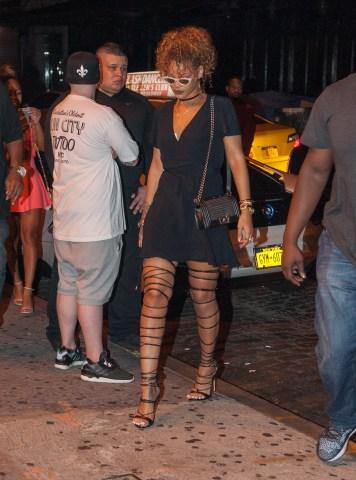Travis Scott, Rihanna