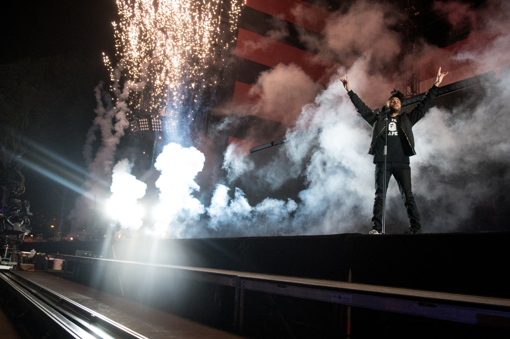 MADE IN AMERICA, The Weeknd,