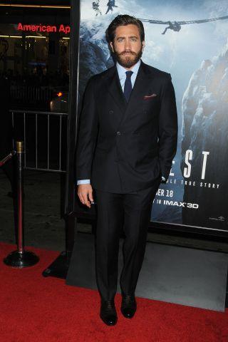 Jake Gyllenhaal - Everest L.A. premiere