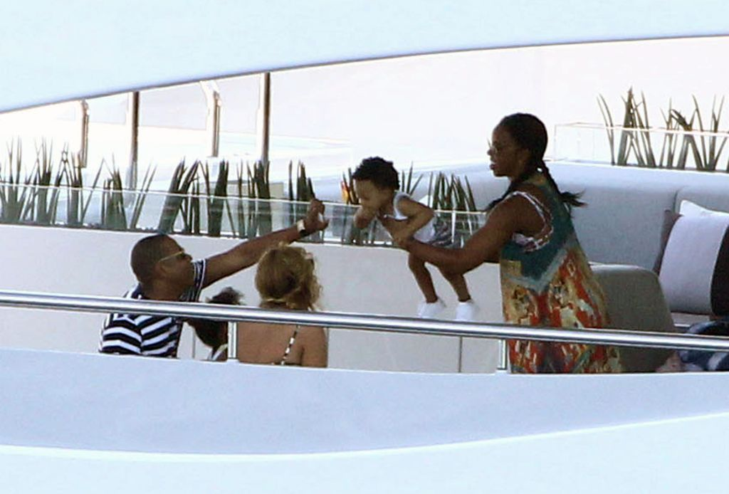 Bey and Jay italy