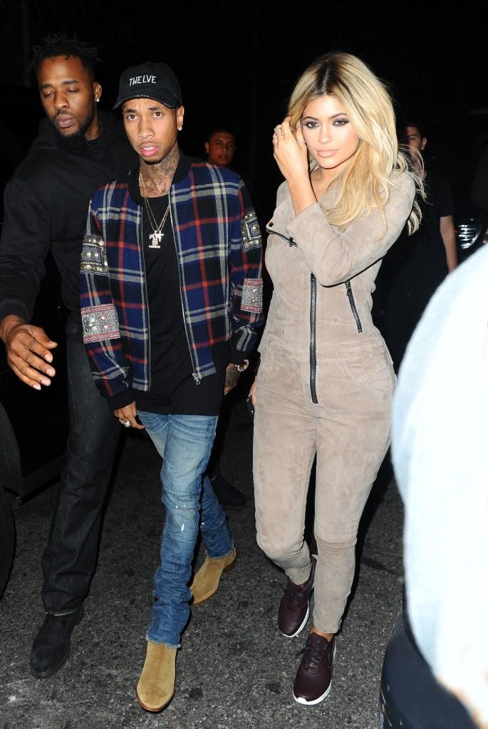 kardashians do dinner in NYC