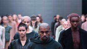 Kanye West - NYFW