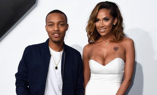 Erica Mena and Bow Wow