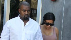 Kanye West, Kim Kardashian,