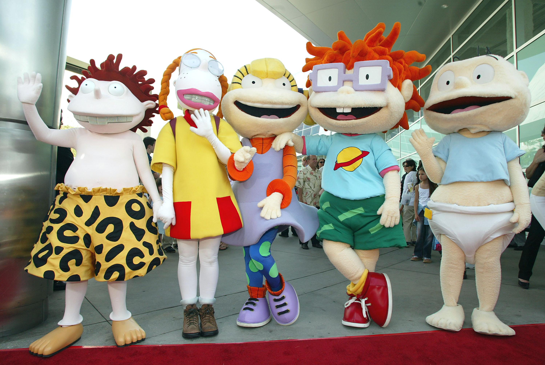 Los Angeles Premiere of Rugrats Go Wild