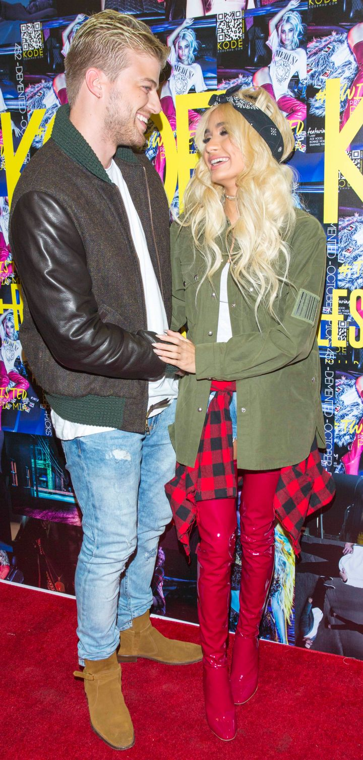 You gotta love something about a woman who would date a guy named Nic Nac Beats. Here's a picture of Pia Mia and her new boo at the Magazine Launch in Downtown L.A.
