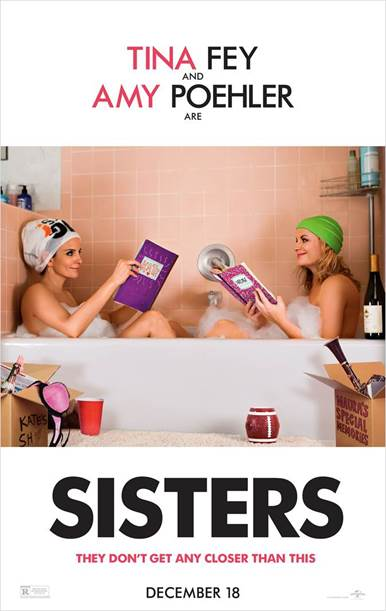 Tina Fey and Amy Poehler Sisters Movie