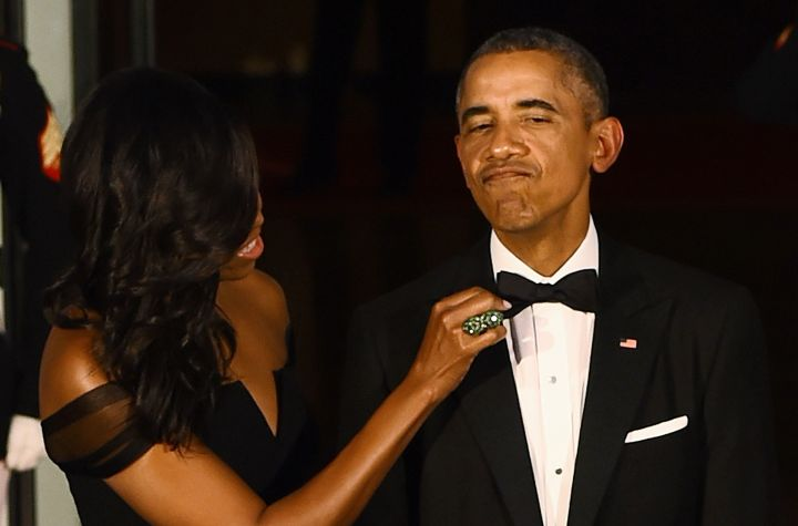 There will never be another as suave as President Obama & for that alone, we're thankful.