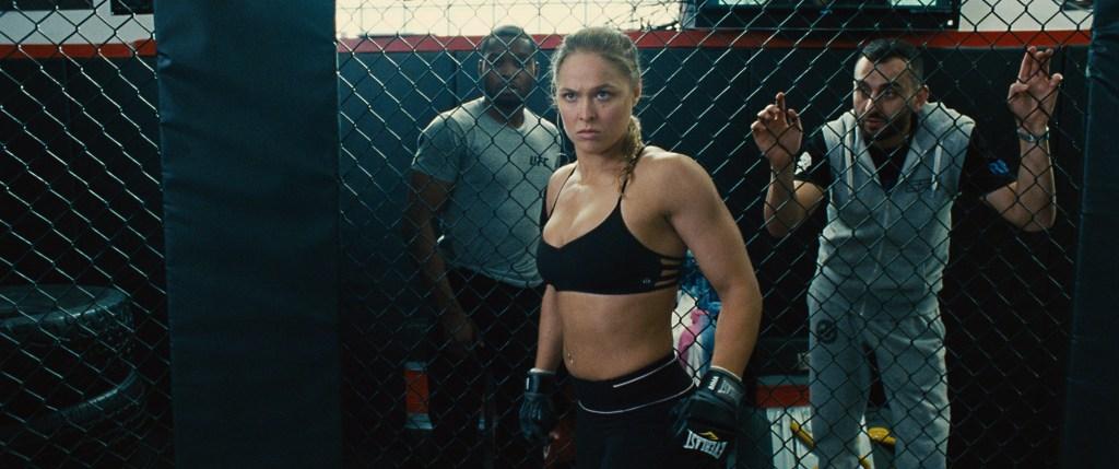 Ronda Rousey Entourage
