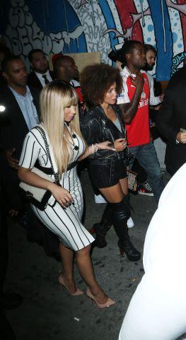 Nicki Minaj, Meek Mill