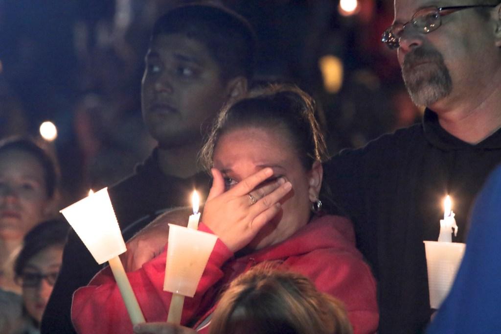 Shooting At Umpqua Community College In Oregon Leaves Multiple People Dead