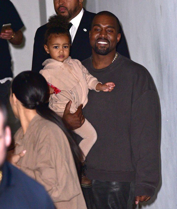 Daddy/Daughter sweater gang