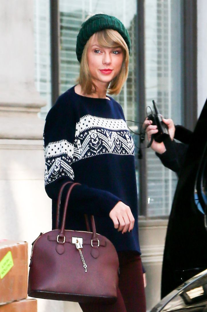 And T- Swift is the Queen