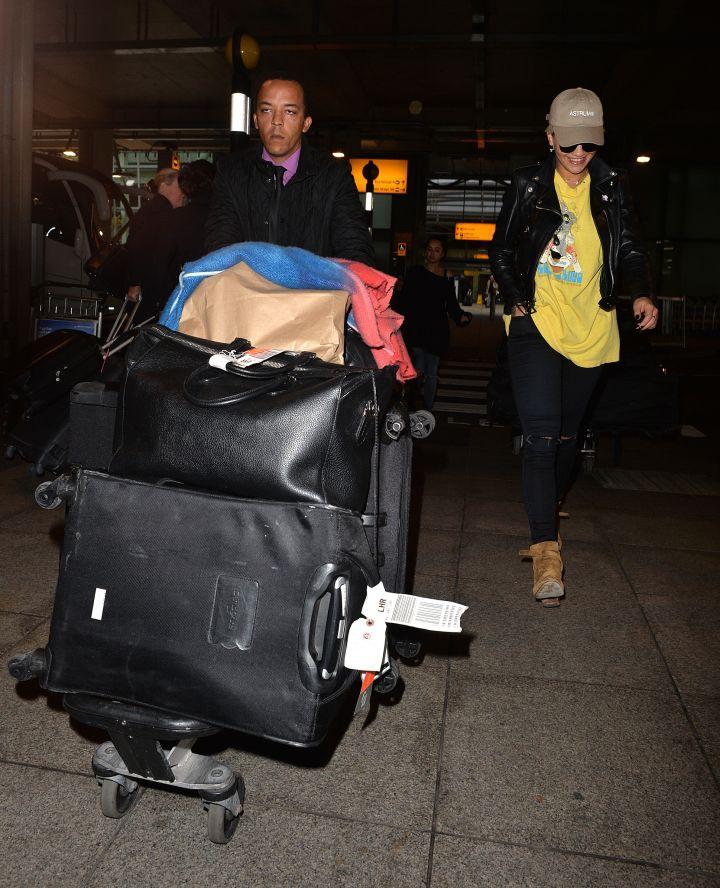 Bag Lady…