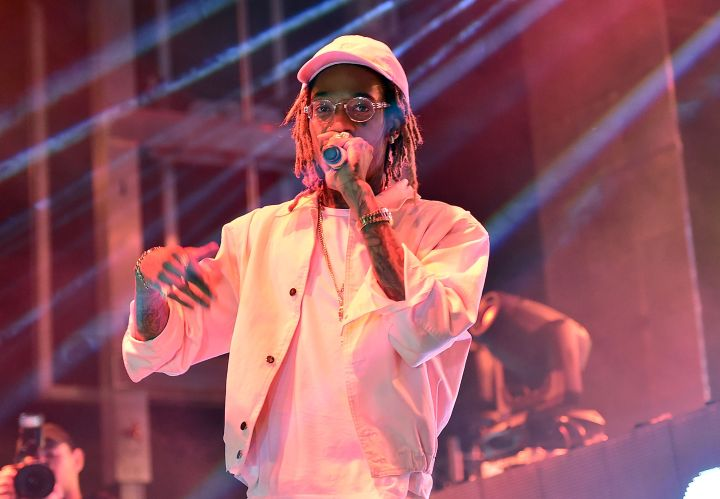 Wiz Khalifa Closed Out A3C With His Taylor Gang Crew.