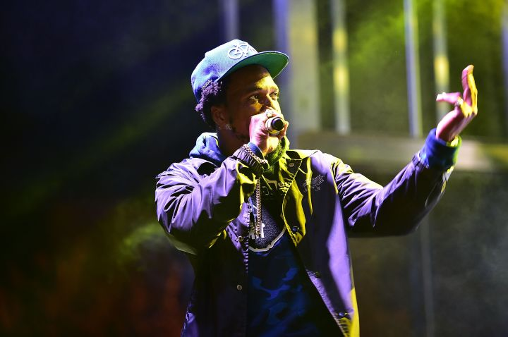 Curren$y surprises fans and performs with Wiz Khalifa's Taylor Gang.