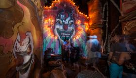 Jack Presents 25 Years of Monsters & Mayhem Universal Orlando Halloween Horror nights