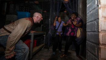 the walking dead Universal Orlando Halloween Horror nights