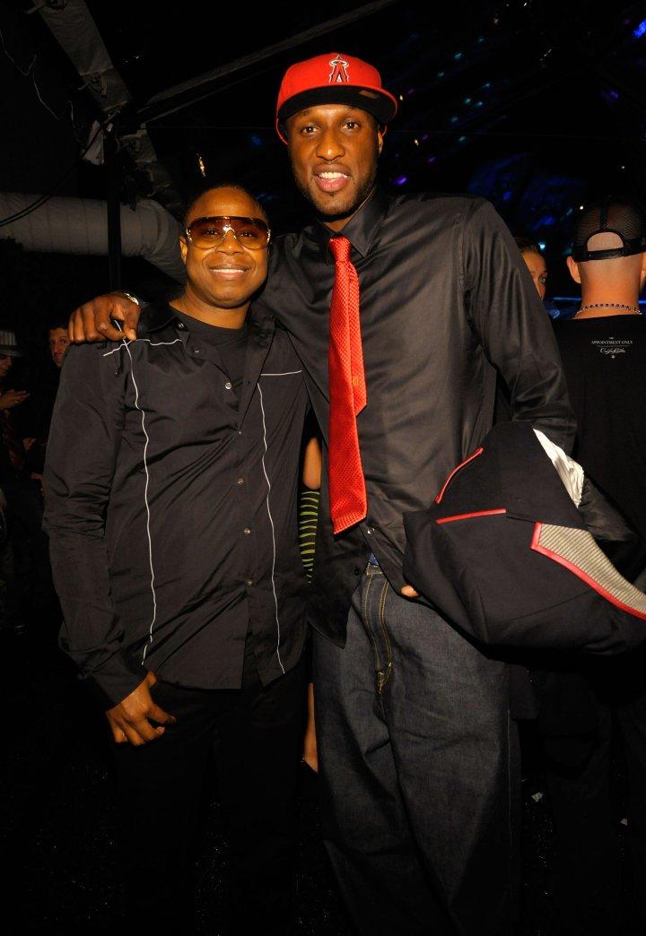 Lamar is a big fan of Doug E Fresh