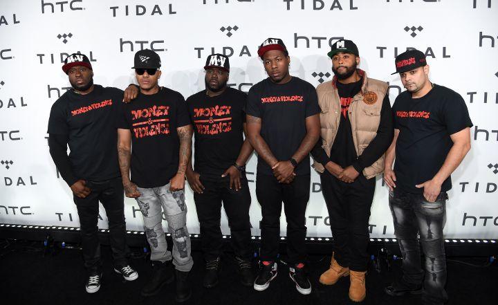 Money & Violence cast