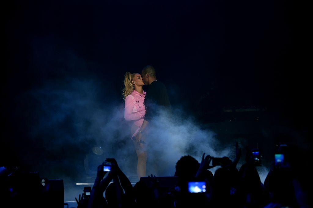 Jay Z , Beyonce