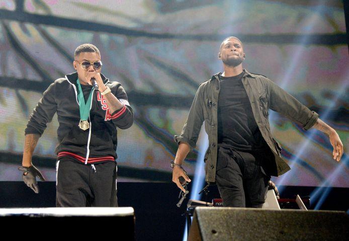 Nas, Usher