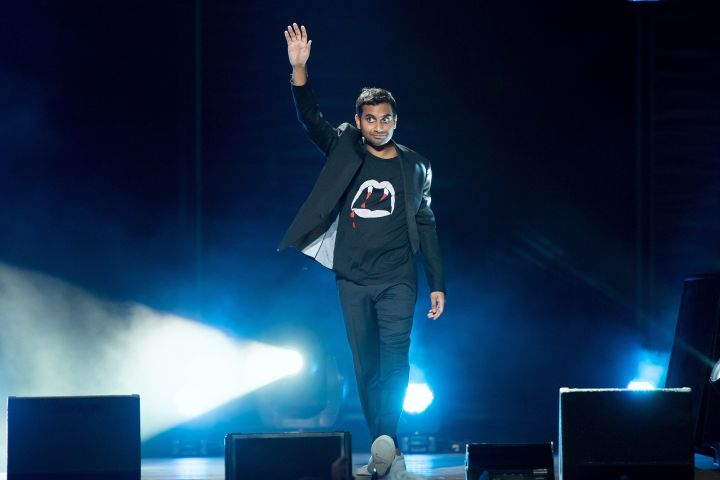 Aziz Ansari: Actor, Comedian, & Writer