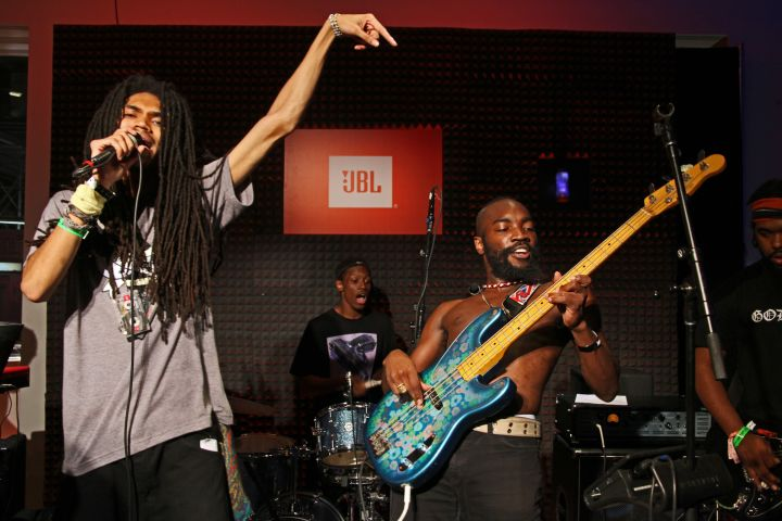 """Phony PPL Performing At JBL's """"Pulse 2"""" Launch Event"""