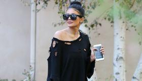 Kylie Jenner - Kardashian-Jenner sisters film KUWTK