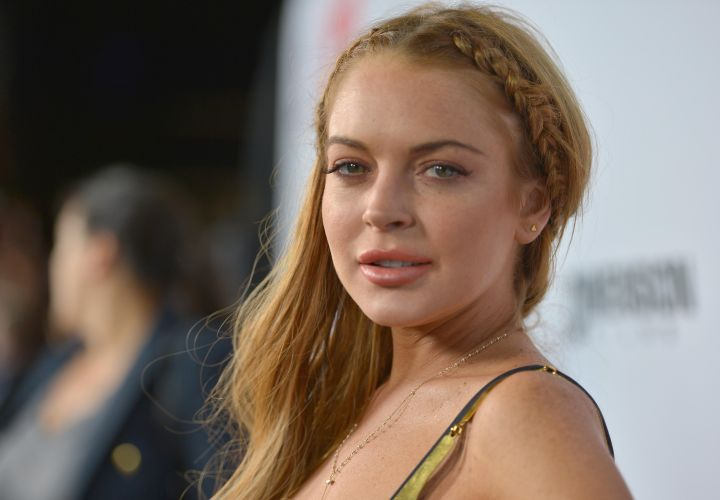 "Lindsay Lohan (Sept. 29, 2009) ""@SamanthaRonson FLY SAFE…love you"""