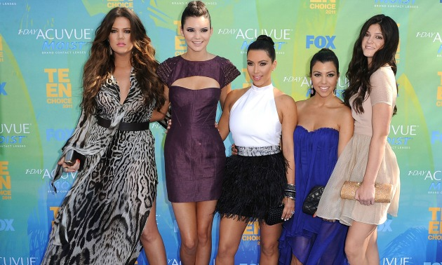 When KUWTK premiered in 2007, the Kardashian/Jenner klan was still bright eyed and bushy tailed.