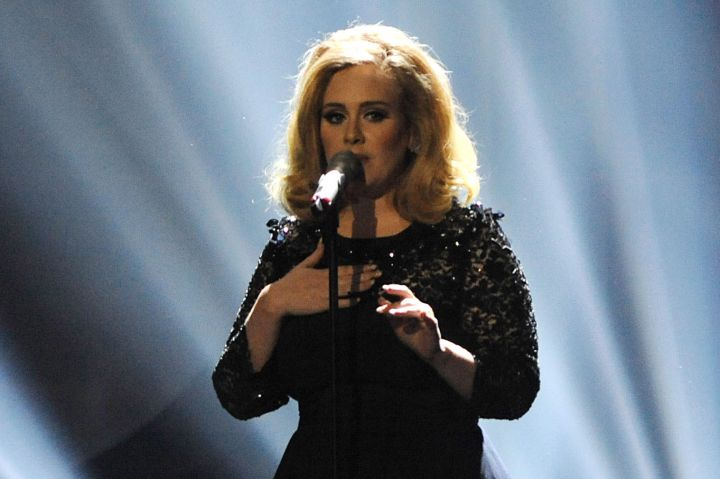 Adele: Soul-crushing Singer-Songwriter